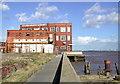 TA0727 : St Andrew's Quay, Hull : Week 12