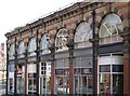 SJ9043 : Longton - Market Hall by Dave Bevis