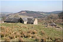 NJ4038 : The Steading at Glenbeg by Anne Burgess
