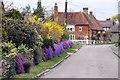 SU4794 : Church Lane, Drayton by Steve Daniels
