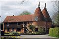 TQ5943 : The Oast House, Forest Farm, Pembury Road, Tonbridge, Kent by Oast House Archive