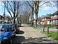 TQ4871 : High Beeches, North Cray by Stacey Harris