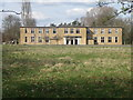 TL2783 : Former administration building, RAF Upwood by Michael Trolove
