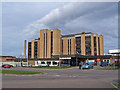 NH6844 : Raigmore Hospital, Inverness by Richard Dorrell