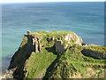 NJ5467 : Findlater Castle by JThomas