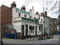 TR0160 : The Elephant Public House, Faversham by David Anstiss