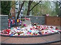 SK3390 : Hillsborough Disaster Memorial - 1, Hillsborough, Sheffield by Terry Robinson