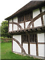 SU8712 : Jettying at Bayleaf House by Oast House Archive