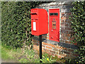 SJ7562 : The eponymous pillar box by Stephen Craven