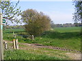 TM3865 : Footpath to Tiggins Lane by Adrian Cable