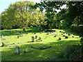 TQ4871 : Disconnected Graveyard by Phil Bull