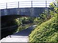 SO9793 : Moors Mill Lane Bridge by Gordon Griffiths