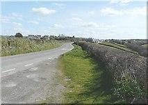 SX1595 : Village of Higher Crackington by John Baker