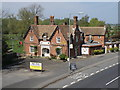 TL1653 : The Anchor Hotel, Tempsford by Michael Trolove