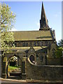SE1526 : St Mary's Church, Wyke by Alexander P Kapp