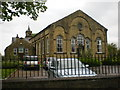 SE1327 : Former Congregation Church, Norwood Green by Alexander P Kapp