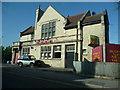 SZ1192 : Bournemouth : Springbourne - Queen's Park Pub by Lewis Clarke