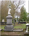 SP0587 : Warstone Lane Cemetery, Jewellery Quarter by Robin Stott