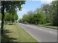 SK5504 : A563 Leicester Ring Road by Peter Whatley