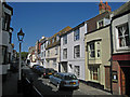 TQ8209 : 11, 12 & 13, High Street, Hastings Old Town by Oast House Archive