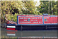SP4264 : Narrowboat signwriting : Week 19