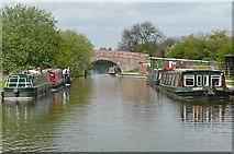 SU2864 : Bedwyn Wharf by Graham Horn