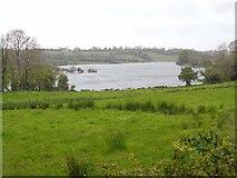 H3714 : River Erne at Bun by Oliver Dixon