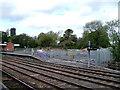 SJ6511 : Wellington Station by Gordon Cragg