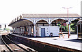 SP8678 : Kettering Station by Gordon Cragg