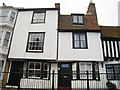 TQ8209 : 100 & 101 High Street, Hastings by Oast House Archive