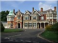 SP8633 : Bletchley Park Manor House by Martyn Davies