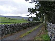 M2705 : Burren farmhouse, Ballyhehan Townland by Mac McCarron