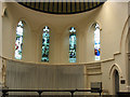 TQ3161 : Sanctuary of Christ Church, Purley by Stephen Craven