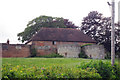 TQ6761 : The Oast, Birling Place Farm, Stangate Road, Birling, Kent by Oast House Archive