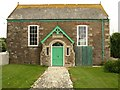 SW7345 : Wheal Busy Chapel by Derek Harper