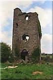 S6513 : Gorteens Castle, Co. Kilkenny by Kieran Campbell