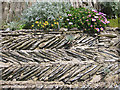 SS4544 : Zigzag wall : Week 20
