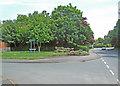 SJ2877 : Station Road by Dennis Turner