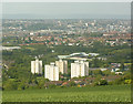 ST5966 : 2009 : Flats at Hartcliffe by Maurice Pullin