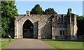 TL2985 : Abbey Gate House by David Dearden