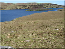 NC6814 : Loch Beannach by Chris Wimbush