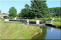 SU4366 : Benham Lock by Graham Horn