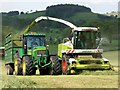 NT0236 : Chopping Grass for Silage : Week 22
