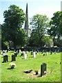SP4914 : Churchyard of St Mary's Kidlington by Sarah Charlesworth