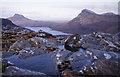 NC1305 : Eastern end of Beinn Tarsuinn by Ian Taylor