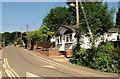 SP5200 : Oak Avenue, Woodlands Park by Geoff Royle