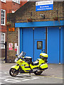 TQ3082 : Bloomsbury Ambulance Station : Week 23