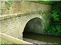 SJ9380 : Bridge 20, Macclesfield Canal by John Darch