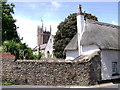 SX9576 : St Gregory's parish church, Dawlish by Robin Stott
