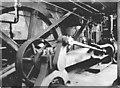 SK5640 : Gamble's Factory, steam engine by Chris Allen